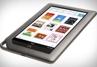 Nook-Color frente al iPad3