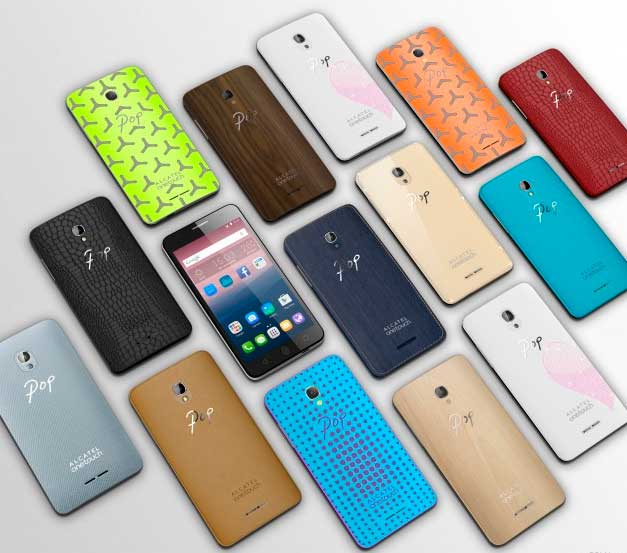 IFA 2015: Alcatel One Touch Pop Star