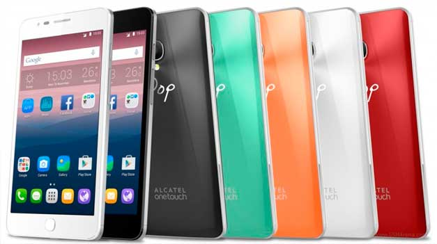 IFA 2015: Alcatel One Touch Pop Up